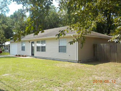 Macclenny FL Single Family Home For Sale: $164,900