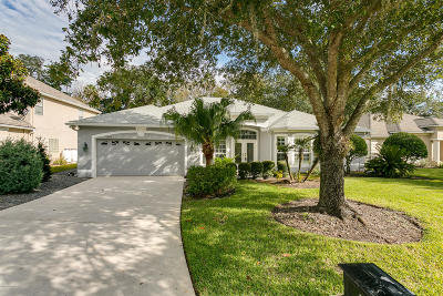 St. Johns County Single Family Home For Sale: 3220 Fiddlers Hammock Ln