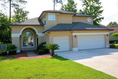 Fleming Island Single Family Home For Sale: 2593 Country Side Dr