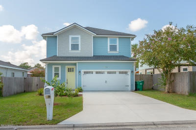 Jacksonville Beach FL Single Family Home For Sale: $539,900