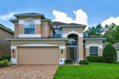 Jacksonville, St Augustine Single Family Home For Sale: 9280 Rosewater Ln