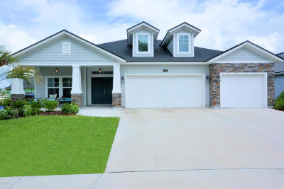 St Johns Single Family Home For Sale: 1148 Bent Creek Dr