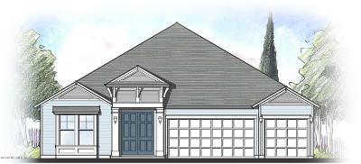 Jacksonville Single Family Home For Sale: Sanchez Rd