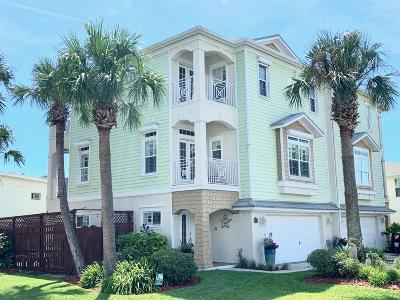 Jacksonville Beach FL Single Family Home For Sale: $835,000
