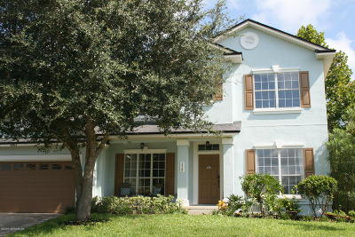 St Augustine Single Family Home For Sale: 128 Moultrie Crossing Ln