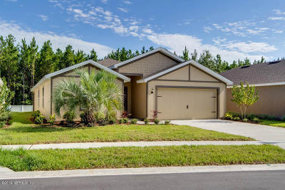 Yulee Single Family Home For Sale: 77619 Lumber Creek Blvd