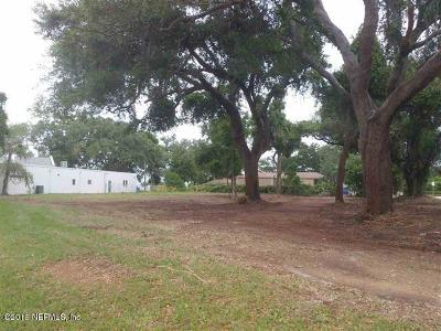 St. Johns County Residential Lots & Land For Sale: 1370 Us-1