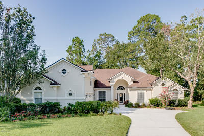 Orange Park, Fleming Island Single Family Home For Sale: 1487 Course View Dr