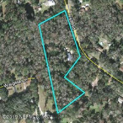 Middleburg Single Family Home For Sale: 2150 Hill Rd