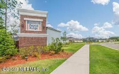 Jacksonville Single Family Home For Sale: 9885 Marine Ct