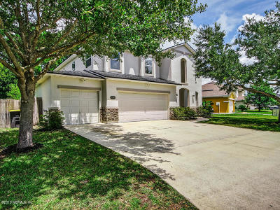 Duval County Single Family Home For Sale: 8993 Redtail Dr