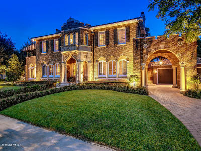 Single Family Home For Sale: 3404 Saint Johns Ave