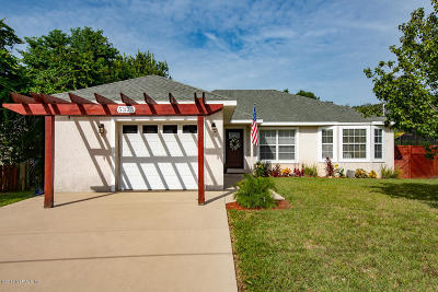 St Augustine Single Family Home For Sale: 5325 Second St