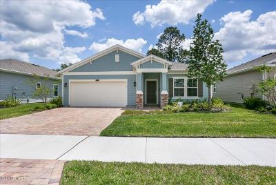 Jacksonville FL Single Family Home For Sale: $259,000