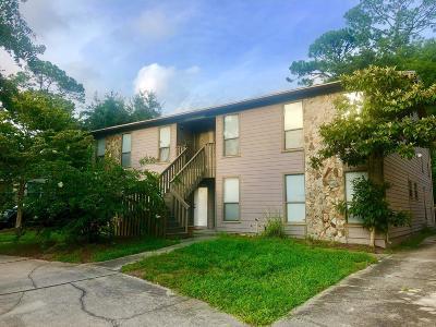 Jacksonville Multi Family Home For Sale: 1533 Nicholson Rd