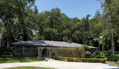 Jacksonville Single Family Home For Sale: 14101 Mandarin Rd