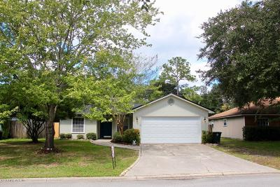 Jacksonville Single Family Home For Sale: 4531 Bentley Trace Ln N