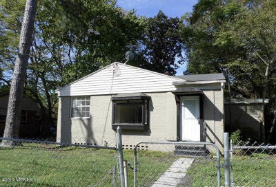 St. Johns County, Flagler County, Clay County, Duval County, Nassau County Single Family Home For Sale: 2114 Spring Park Rd