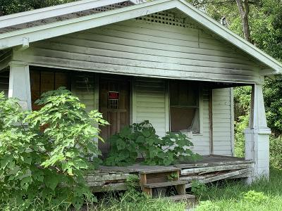 St. Johns County, Flagler County, Clay County, Duval County, Nassau County Single Family Home For Sale: 5528 Trout River Blvd