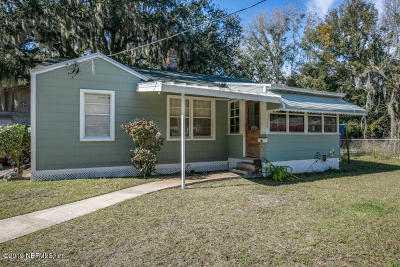 Single Family Home For Sale: 729 57th St Ct