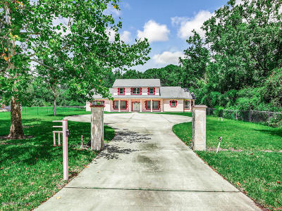 Duval County Single Family Home For Sale: 5941 Ovella Rd