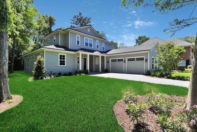Jacksonville Single Family Home For Sale: 1032 Oriental Gardens Rd
