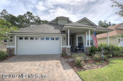St Augustine Single Family Home For Sale: 1636 Sugar Loaf Ln