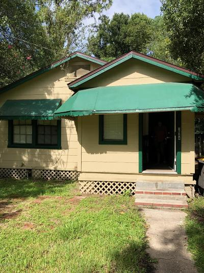 Jacksonville Single Family Home For Sale: 1044 Hood Ave