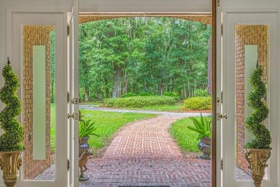Jacksonville Single Family Home For Sale: 7775 James Island Trl