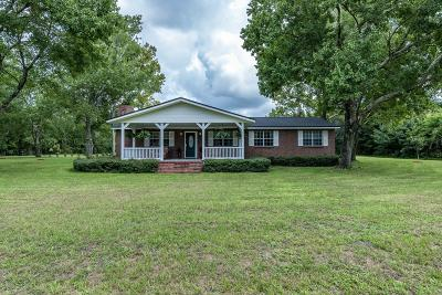 Jacksonville Single Family Home For Sale: 4933 Reed Ave