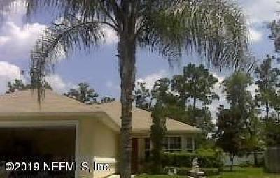 St. Johns County Single Family Home For Sale: 526 Silverbell Ct