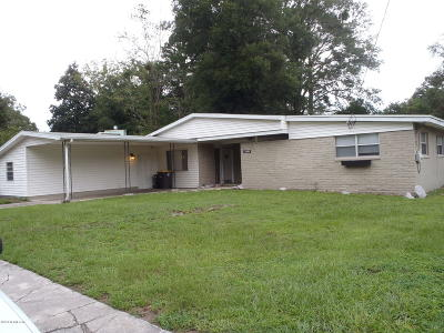 Jacksonville Single Family Home For Sale: 2009 Bergerac Dr