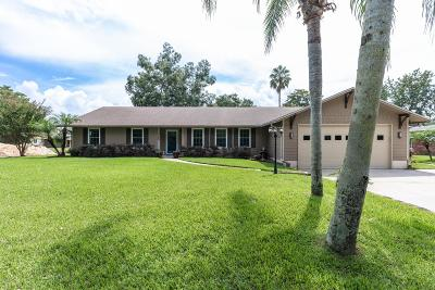 Orange Park Single Family Home For Sale: 3155 Creighton Forest Dr