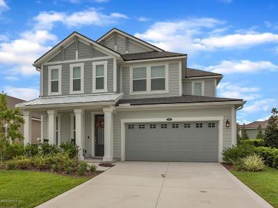 St. Johns County Single Family Home For Sale: 26 Tarklin Rd