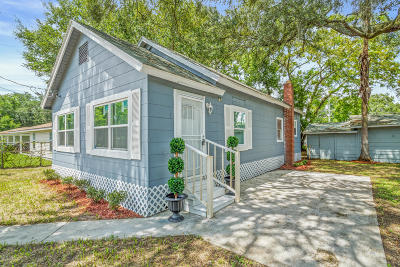 Jacksonville Single Family Home For Sale: 1469 Joseph St