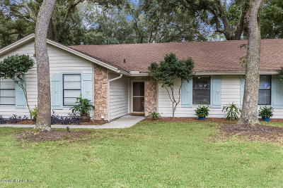Neptune Beach Single Family Home For Sale: 1495 Forest Ave