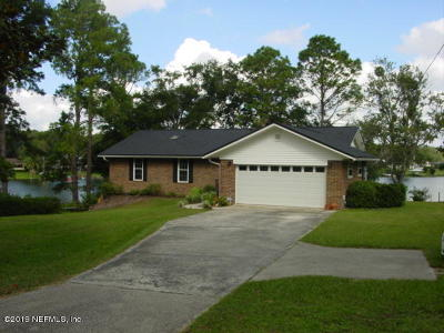 Green Cove Springs Single Family Home For Sale: 262 Wesley Rd