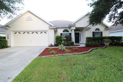 Jacksonville Single Family Home For Sale: 3268 Warnell Dr