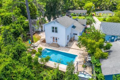 Jacksonville Single Family Home For Sale: 2131 Lordun Ter