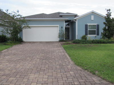 Jacksonville Single Family Home For Sale: 1343 Tripper Dr
