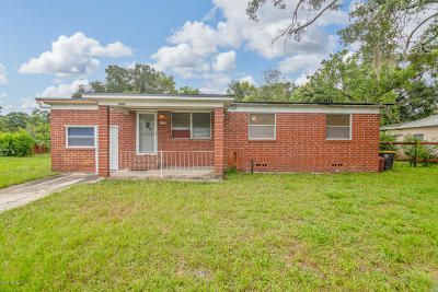Single Family Home For Sale: 4056 Jammes Rd