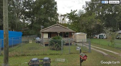 Jacksonville Single Family Home For Sale: 2344 Jayson Ave