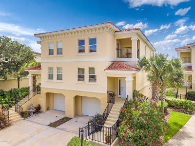 Townhouse For Sale: 2304 Windjammer Ln