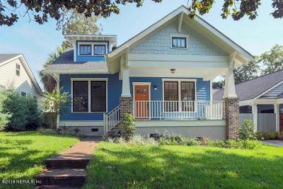 Single Family Home For Sale: 5820 Datil Pepper Rd