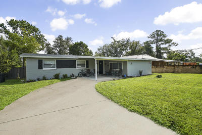 Orange Park, Fleming Island Single Family Home For Sale: 458 Sigsbee Ct