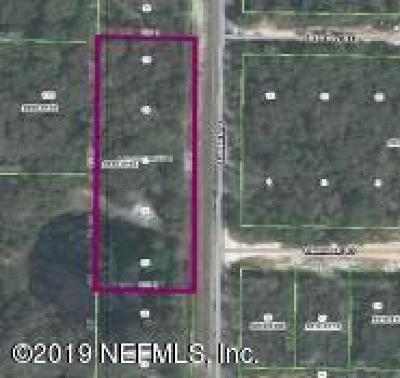 Interlachen FL Residential Lots & Land For Sale: $19,000