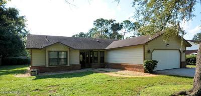 Julington Creek Single Family Home For Sale: 11828 Merganser Way