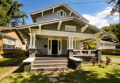 Single Family Home For Sale: 2691 College St