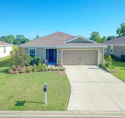 Macclenny Single Family Home For Sale: 6245 Daylilly Rd