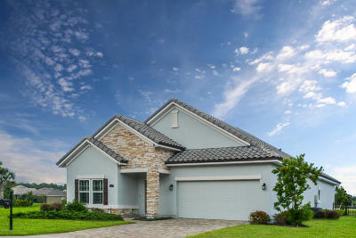 Madeira Single Family Home For Sale: 246 Portada Dr